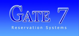 GATE7 Automated Reservation Systems Logo