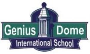 Genius Dome  Logo