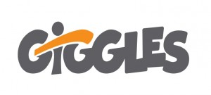 Giggles - For Kids Wear Logo