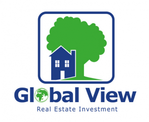 Global View Real Estate Investment Logo