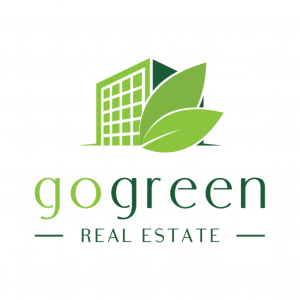 Go Green Real Estate Logo