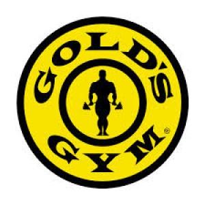 Gold's Gym Mohandeseen Logo