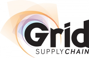 Grid Supply Chain Logo
