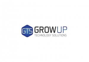 GrowUp Technology Solutions Logo