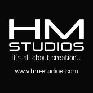 HM Studios   Architecture & Interior Design Logo