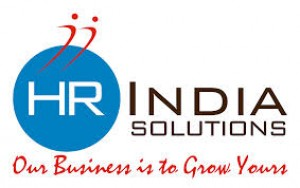 HR India Solutions Logo