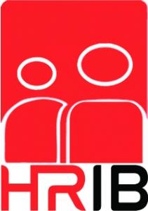 HR International Business Logo