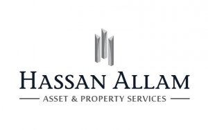 Hassan Allam Asset& Property Services Logo