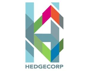 Hedgecorp. Logo