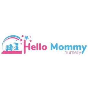 Hello Mommy Nursery & Preschool Logo