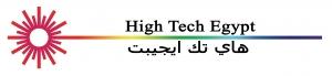 High Tech. Egypt  Logo