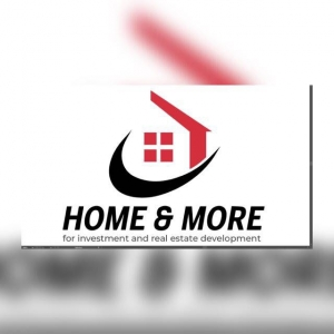 Home And More Logo
