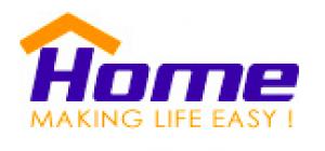 Home International Co. Logo