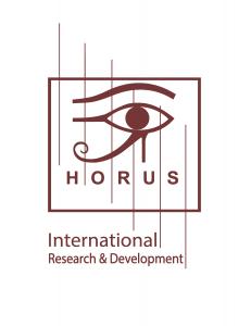 Horus International for Research & Development   Logo