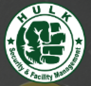 Hulk Security and Facility Management  Logo