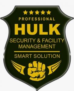 Hulk Security and Facility Management  Logo