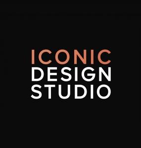 ICONIC design studio Logo