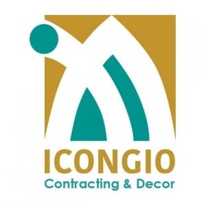 Icongio - Contracting & Decor Logo