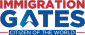 Office Administrator at Immigration Gates