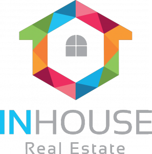 In House for real estate Logo