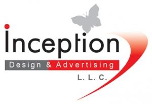 Inception Design & Advertising Logo