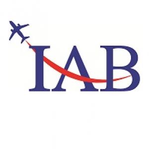 International Aviation Business (IAB) Logo