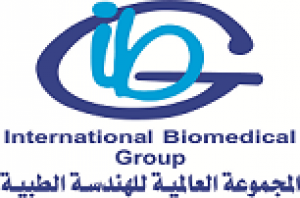International Biomedical Group Logo