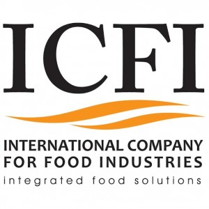 International Company for Food Industries (ICFI) Logo