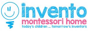 Invento Montessori Home Logo