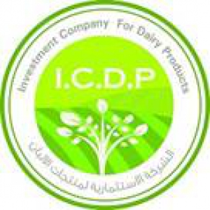 Investment Company For Dairy Products Logo