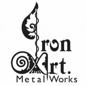 Iron Art  Logo