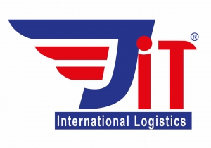 JIT International Logistics Logo