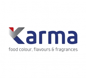 Karma for food colors, flavours and fragrances Logo