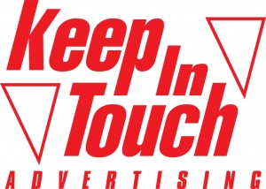 Keep In Touch Advertising Company Logo