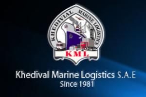 Khedival Marine Logistics  Logo