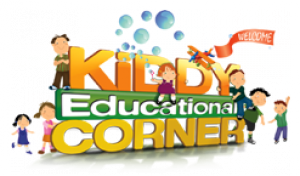 Kiddy Educational Corner Nursery Logo