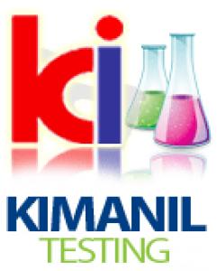 Kimanil Testing Lab. Logo