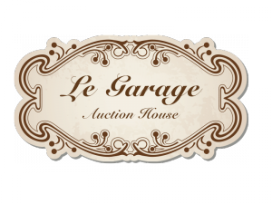 Le Garage Gallery Logo