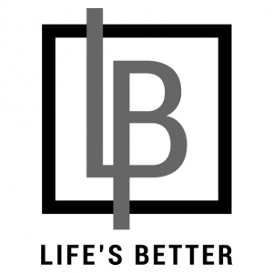 Life's Better  Logo