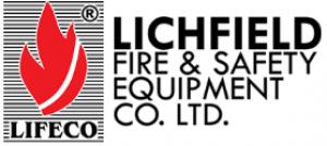 LifeCo - Lichfield Fire & Safety Equipment FZE Logo