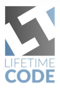 Lifetime Code Logo