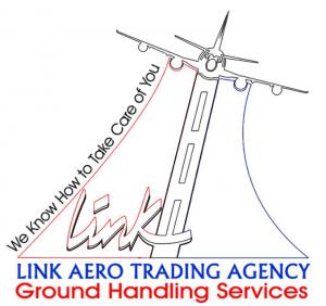Link Aero Trading Agency Logo