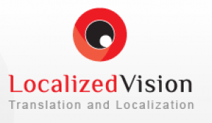 Localized Vision Logo