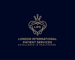 London International Patient Services Logo