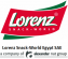 Sales Supervisor - Mansoura at Lorenz Snack World
