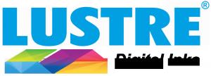Lustre Digital inks. Logo