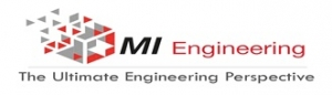 M I Engineering  Logo