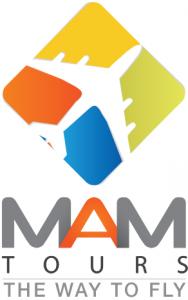 MAM Tours Logo