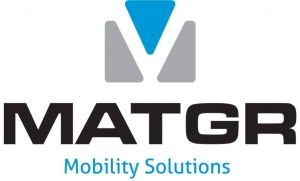 MATGR For Engineering And Trading Logo