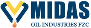 Midas Oil Industries FZC Logo